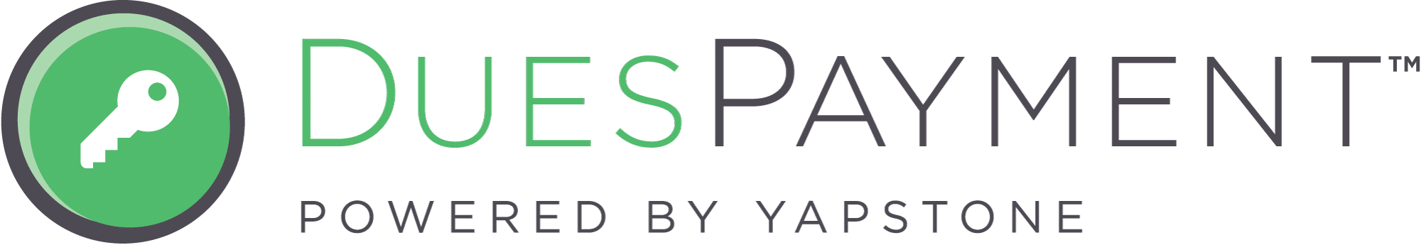 Dues Payment, Powered by Yapstone